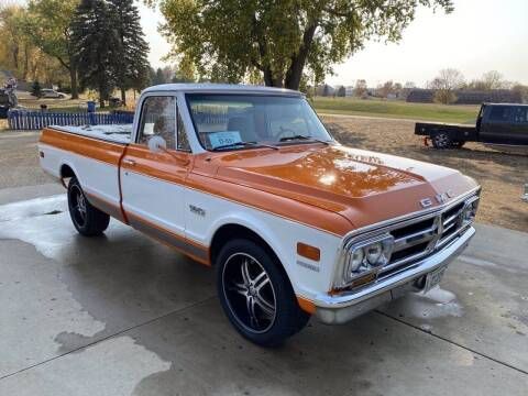 1968 GMC C10 Pickup for sale at B & B Auto Sales in Brookings SD
