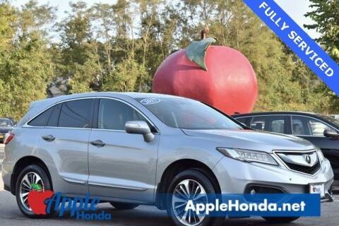 2017 Acura RDX for sale at APPLE HONDA in Riverhead NY