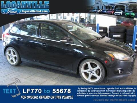 2013 Ford Focus for sale at Loganville Quick Lane and Tire Center in Loganville GA