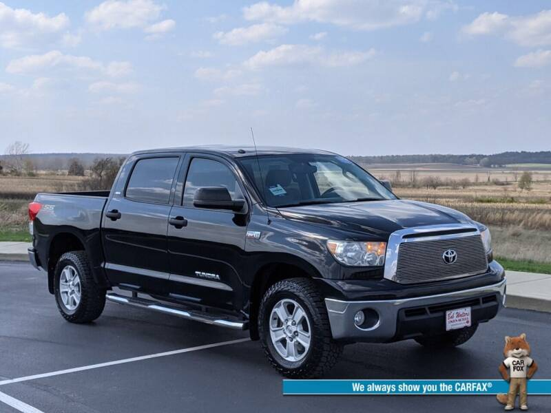 2012 Toyota Tundra for sale at Bob Walters Linton Motors in Linton IN