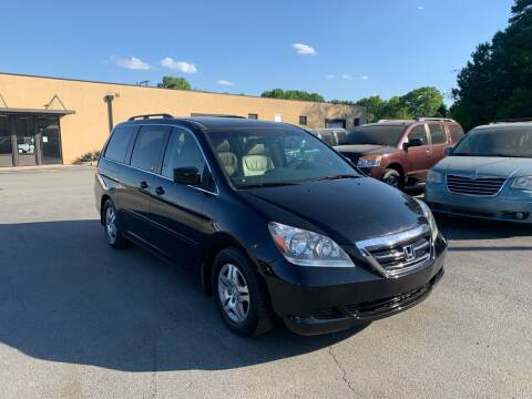2007 Honda Odyssey for sale at EMH Imports LLC in Monroe NC