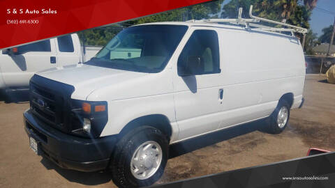 2008 Ford E-Series Cargo for sale at S & S Auto Sales in La  Habra CA