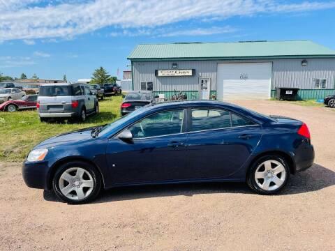 2009 Pontiac G6 for sale at Car Guys Autos in Tea SD