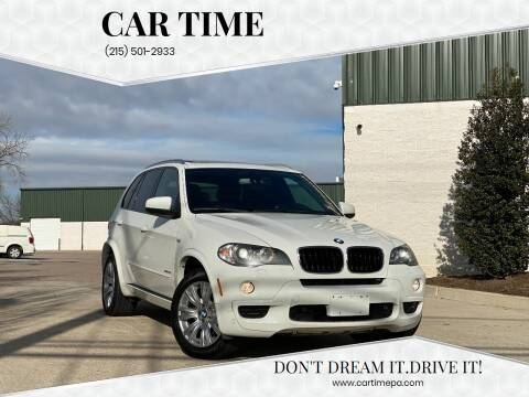2010 BMW X5 for sale at Car Time in Philadelphia PA