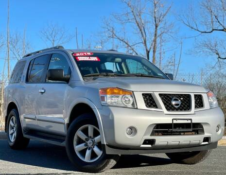 2015 Nissan Armada for sale at Bmore Motors in Baltimore MD