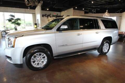 2020 GMC Yukon XL for sale at Discover Pre-Owned Auto Sales in Scottsdale AZ