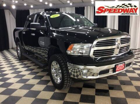 2017 RAM Ram Pickup 1500 for sale at SPEEDWAY AUTO MALL INC in Machesney Park IL