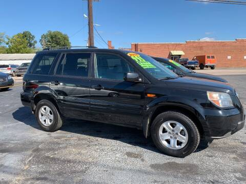 2008 Honda Pilot for sale at Autoville in Kannapolis NC