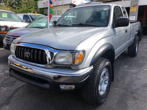 2003 Toyota Tacoma for sale at Deleon Mich Auto Sales in Yonkers NY