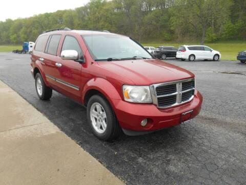 2008 Dodge Durango for sale at Maczuk Automotive Group in Hermann MO