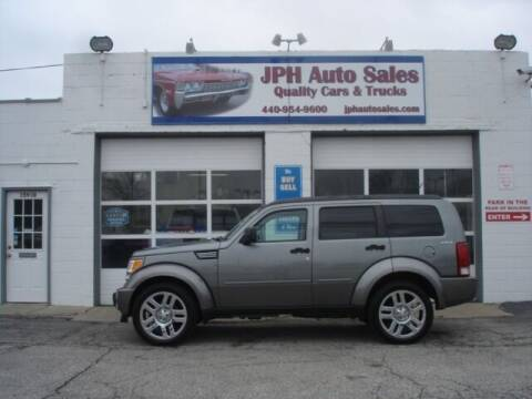 2011 Dodge Nitro for sale at JPH Auto Sales in Eastlake OH