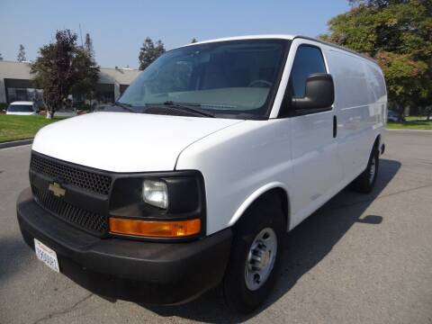 2014 Chevrolet Express Cargo for sale at Star One Imports in Santa Clara CA
