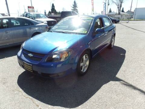 2005 Chevrolet Cobalt for sale at Gold Key Motors in Centralia WA
