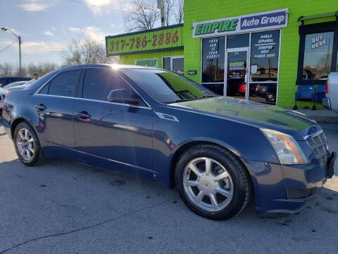 2009 Cadillac CTS for sale at Empire Auto Group in Indianapolis IN