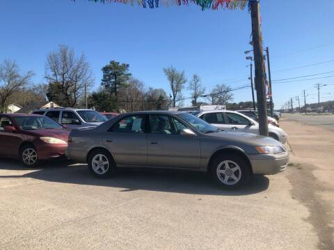 1998 Toyota Camry for sale at AFFORDABLE USED CARS in Richmond VA
