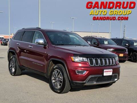 2017 Jeep Grand Cherokee for sale at Gandrud Dodge in Green Bay WI
