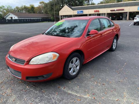 2010 Chevrolet Impala for sale at Auto Mart - Dorchester in North Charleston SC