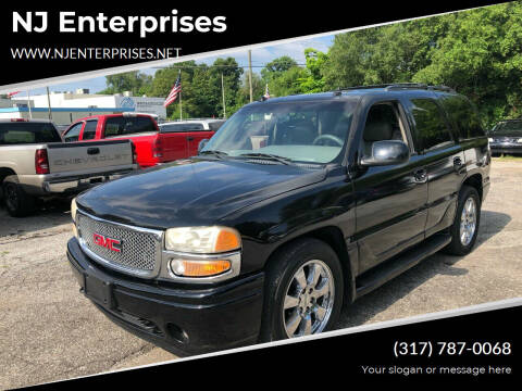 2005 GMC Yukon for sale at NJ Enterprises in Indianapolis IN