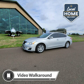 2013 Nissan Altima for sale at McMinnville Auto Sales LLC in Mcminnville OR