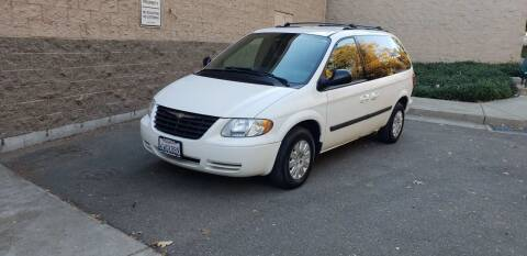 2005 Chrysler Town and Country for sale at SafeMaxx Auto Sales in Placerville CA
