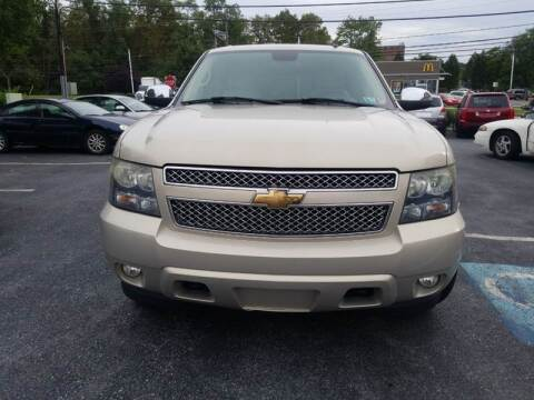 2007 Chevrolet Suburban for sale at Roy's Auto Sales in Harrisburg PA