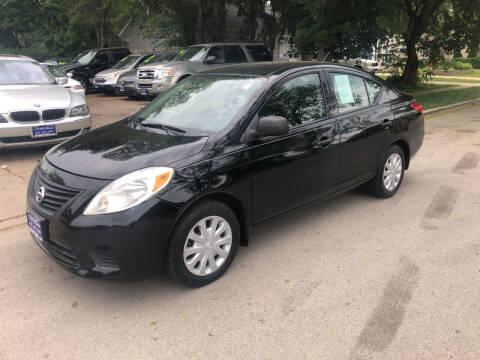 2012 Nissan Versa for sale at CPM Motors Inc in Elgin IL