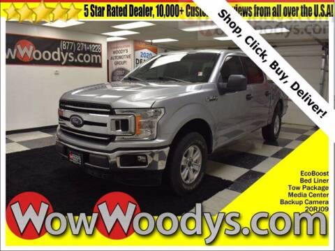 2020 Ford F-150 for sale at WOODY'S AUTOMOTIVE GROUP in Chillicothe MO