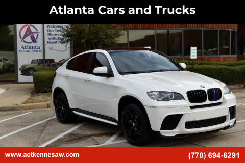 2010 BMW X6 for sale at Atlanta Cars and Trucks in Kennesaw GA