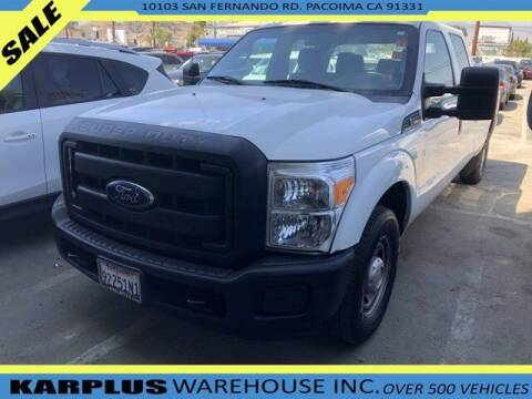 2016 Ford F-250 Super Duty for sale at Karplus Warehouse in Pacoima CA