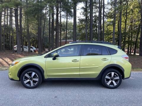 2015 Subaru XV Crosstrek for sale at H&C Auto in Oilville VA