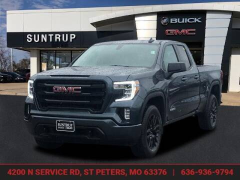 2021 GMC Sierra 1500 for sale at SUNTRUP BUICK GMC in Saint Peters MO
