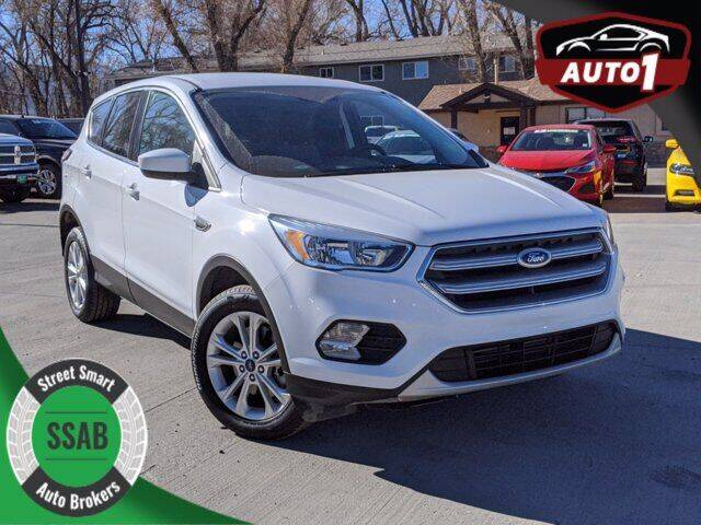 2017 Ford Escape for sale at Street Smart Auto Brokers in Colorado Springs CO