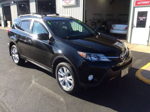 2014 Toyota RAV4 for sale at TRI-STATE AUTO OUTLET CORP in Hokah MN