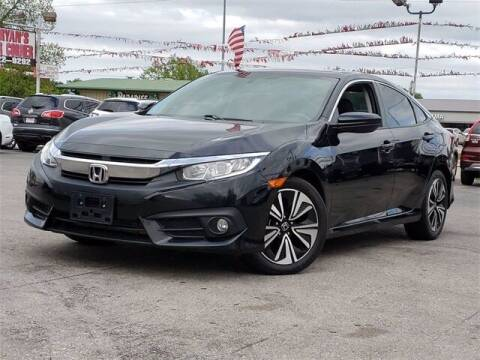 2017 Honda Civic for sale at Auto Bankruptcy Loans in Chickasha OK