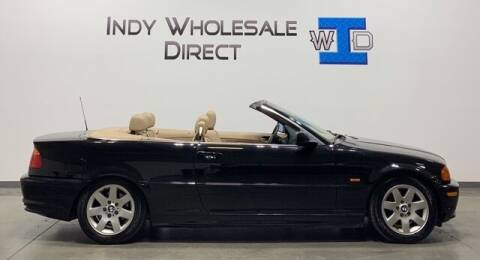 2001 BMW 3 Series for sale at Indy Wholesale Direct in Carmel IN