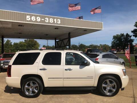 2014 Chevrolet Tahoe for sale at BOB SMITH AUTO SALES in Mineola TX