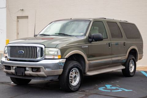 2002 Ford Excursion for sale at Carland Auto Sales INC. in Portsmouth VA