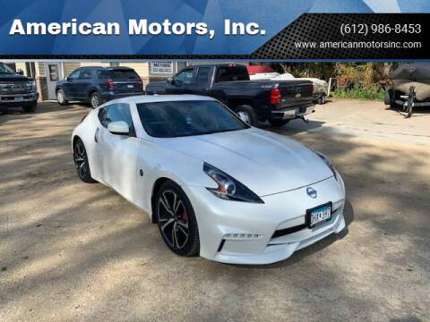 2019 Nissan 370Z for sale at American Motors, Inc. in Farmington MN