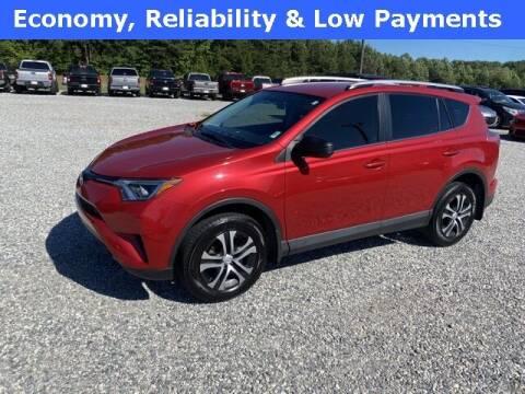 2016 Toyota RAV4 for sale at Billy Ballew Motorsports in Dawsonville GA