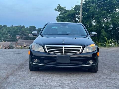 2008 Mercedes-Benz C-Class for sale at Car ConneXion Inc in Knoxville TN