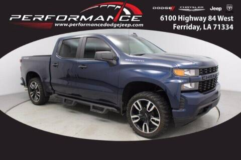 2020 Chevrolet Silverado 1500 for sale at Performance Dodge Chrysler Jeep in Ferriday LA