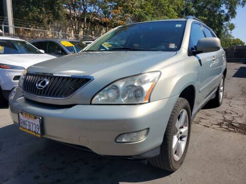2005 Lexus RX 330 for sale at ALL CREDIT AUTO SALES in San Jose CA