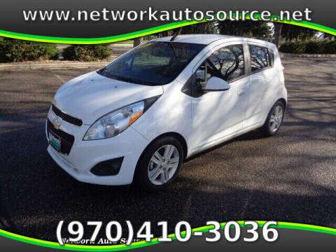 2015 Chevrolet Spark for sale at Network Auto Source in Loveland CO