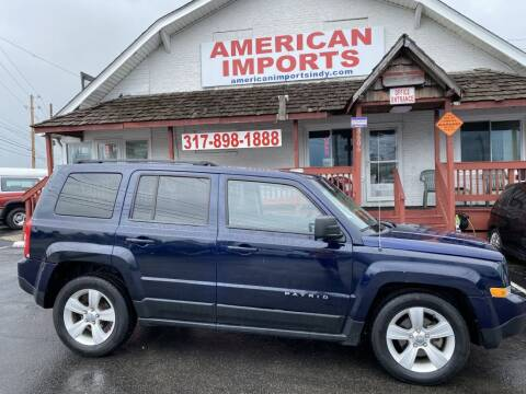 2013 Jeep Patriot for sale at American Imports INC in Indianapolis IN