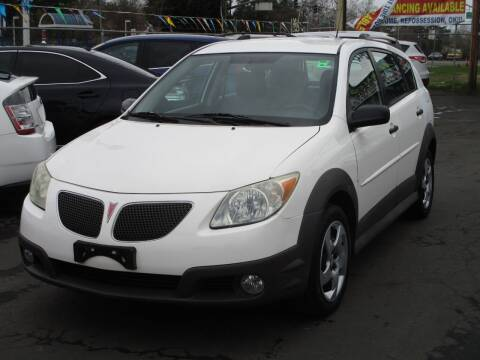 2006 Pontiac Vibe for sale at General Auto Sales Corp in Sacramento CA
