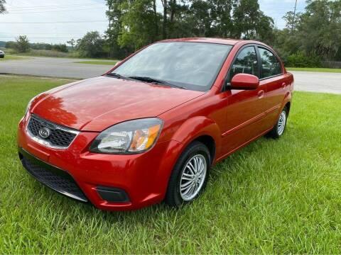 2011 Kia Rio for sale at DRIVELINE in Savannah GA