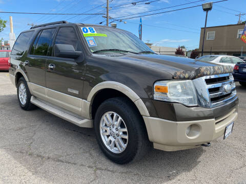 2008 Ford Expedition for sale at Universal Auto Inc in Salem OR
