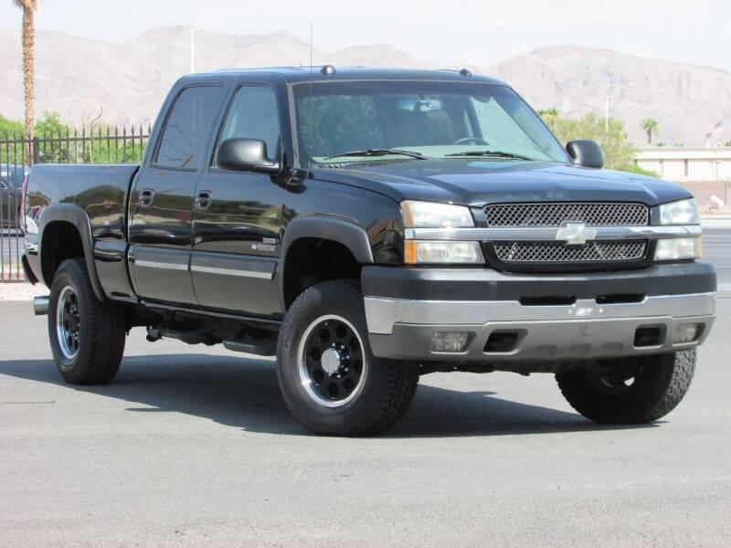 2004 Chevrolet Silverado 2500HD for sale at Best Auto Buy in Las Vegas NV