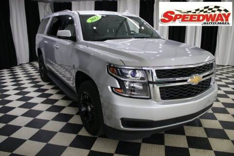 2017 Chevrolet Suburban for sale at SPEEDWAY AUTO MALL INC in Machesney Park IL