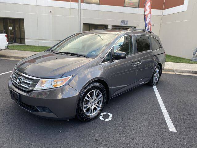 2013 Honda Odyssey for sale at SEIZED LUXURY VEHICLES LLC in Sterling VA